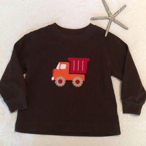 18M Boys Truck Shirt